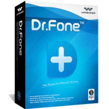 Wondershare Dr.Fone for iOS Version 6.1.0 Cracked for Mac