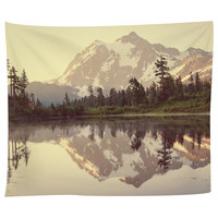 Picture Lake Tapestry