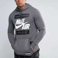 Boys & Men Nike Top Sweater Pullover Hoodie