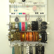 Double Bangle Bracelet Holder, Jewelry Organizer
