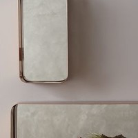 Industrial Mirror Shelf by Anthropologie
