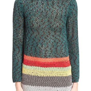 Missoni Fan Stitch Knit Tunic | Nordstrom