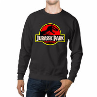 Jurassic Park Logo Movie Unisex Sweaters - 54R Sweater