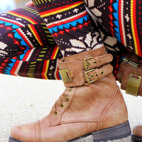 Woodland Treasures Boot