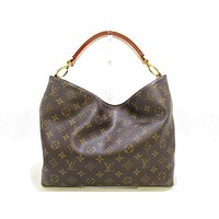 Tagre™ Auth LOUIS VUITTON Monogram Sully PM M40586 Shoulder Bag CA1102
