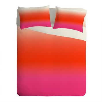 Natalie Baca Under The Sun Ombre Sheet Set Lightweight