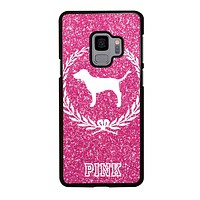 VICTORIA'S SECRET LUXE DOG Samsung Galaxy S3 S4 S5 S6 S7 Edge S8 S9 Plus, Note 3 4 5 191