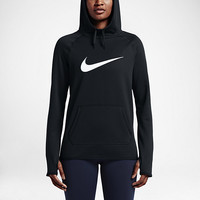 The Nike Therma Women's Training Hoodie.