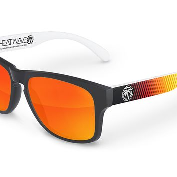 Cruiser Sunglasses: Daytona Redline Customs