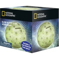 National Geographic Glow-in-the-Dark Moon Bank - Walmart.com