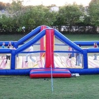 Source Inflatable Volleyball Court for sale B6050 on m.alibaba.com