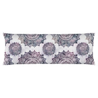 Jewel Mandala Body Pillow