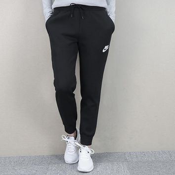 nike women fashion sport stretch pants trousers sweatpants