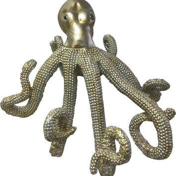 Glam Octopus Glam Silver