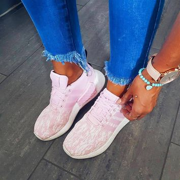adidas Originals NMD R2 Pink Woman Sneakers