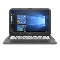 "HP Stream 14-ax030wm 14"" Smoke Gray, Windows 10 Home, Office 365 Personal 1-year included, Intel Celeron Processor N3060, 4GB Memory, 32GB Storage - Walmart.com"