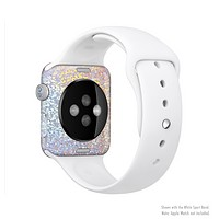 The Colorful Confetti Glitter Sparkle Full-Body Skin Set for the Apple Watch