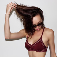 """""""Love and Lace"""" Bralette"""