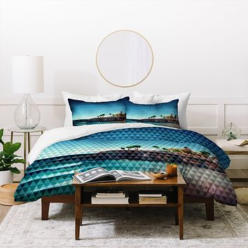 Sophia Buddenhagen The Hacienda Duvet Cover