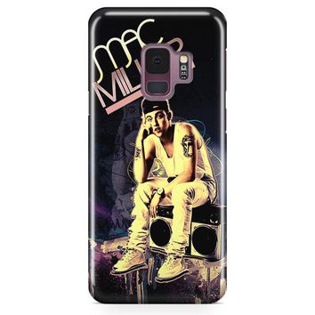 Mac Miller Dubstep Samsung Galaxy S9 Plus Case | Casefantasy