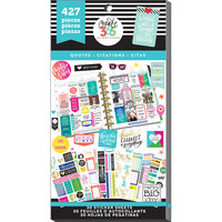 Create 365™ The Happy Planner™ Quotes Value Pack Stickers