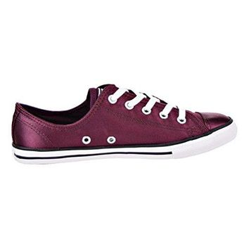Converse Women Textile Chuck Taylor All Star Dainty Ox Shoes