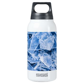 Ice cool insulated water bottle