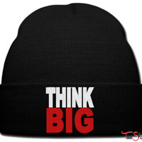 THINK BIG_PXF beanie knit hat