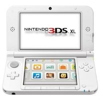 Nintendo 3DS XL - Pink/White