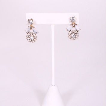Spring Rain Earrings (Ivory)