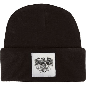 A Day To Remember Men's Phoenix Beanie Black
