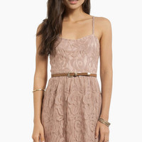Come My Lacey Babydoll Dress $37
