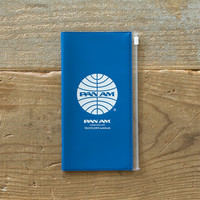 Traveler's Notebook x Pan Am Zipper Pocket Insert