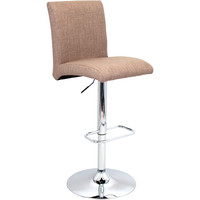 Tintori Barstool, Medium Brown