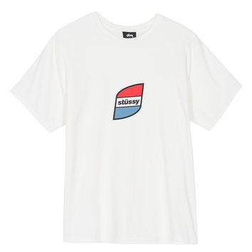Stripes Tee in Natural