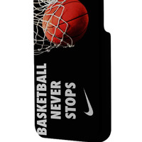 Best 3D Full Wrap Phone Case - Hard (PC) Cover with nike basketball 2 Design