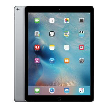 "Refurbished iPad Pro Space Gray WiFi 256GB 12.9"" (ML0T2LL/A)"
