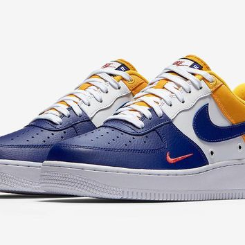 HCXX Nike Air Force 1 Low Mini Swoosh FC Barcelona d1ee1fca2
