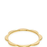 Kate Spade Sweetheart Scallops Bangle