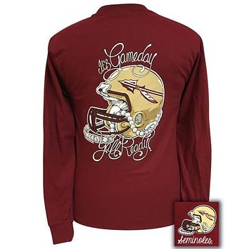 Florida State Seminoles Its Gameday Yall Ready Long Sleeve T-Shirt
