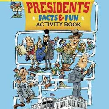 Boost Presidents Facts and Fun: Activity Book (Boost Educational)