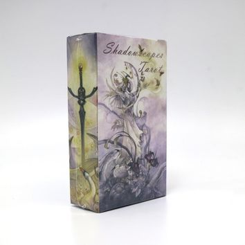 Shadowscapes English Tarot Cards Board Game Cards Day-First™