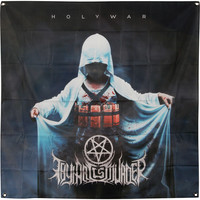 Thy Art Is Murder Poster Flag