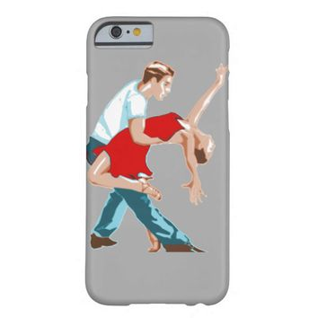 Dancing Couple Art Iphone Case Barely There iPhone 6 Case