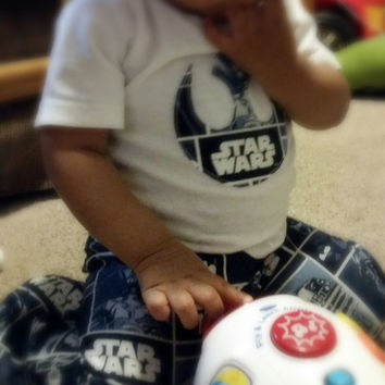 Star Wars Pants and T-Shirt - 3 months - 2T