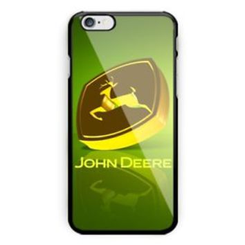 New John Deere Automotive Logo For iPhone 6 6+ 6s 6s+ 7 7+ 8 8+ Cover Case
