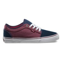 Vans Chukka Low (Oxford navy/port)