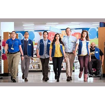 Superstore Poster Standup 4inx6in