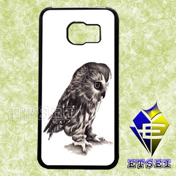 Cute Owl Birds case For Samsung Galaxy S3/S4/S5/S6 Regular/S6 Edge and Samsung Note 3/Note 4 case