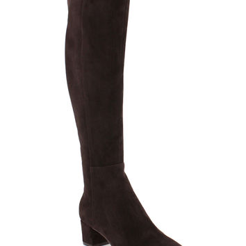 Gianvito Rossi Chocolate Suede Boot